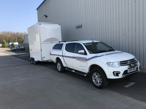 storage trailer side l200
